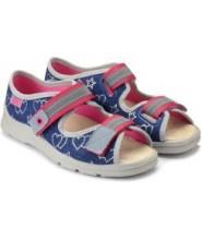 Befado 869Y134 dětské sandálky, boty, přezuvky