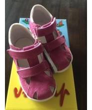 Jonap sandálky 041s light růžové