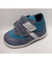 Jonap 051SV light barefootová obuv modro-tyrkysová