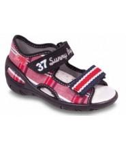 Dětské sandálky Sunny 065P041