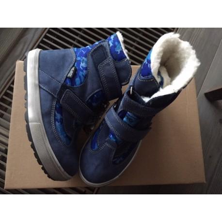 Dětské zimní boty Jonap s membránou 53340da7b8