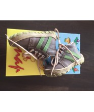 Celoroční kožené dětské boty Jonap
