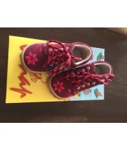 Celokožené dětské boty Jonap 012/S