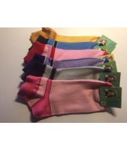 Dětské kotníkové ponožky Novia
