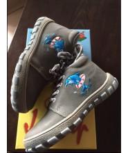 Celoroční dětské boty Jonap 022/M delfin