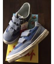 Celoroční dětské boty Jonap 023/M modré