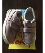 Celoroční dětské boty Jonap 023/M fialové