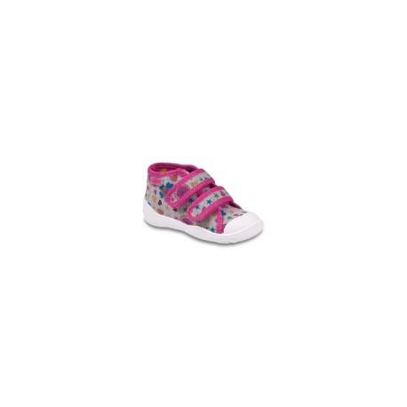 Befado 212P038 Dětské bačkůrky, přezuvky, botičky