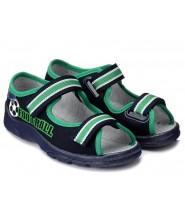Befado 969X078 dětské sandálky, bačkůrky